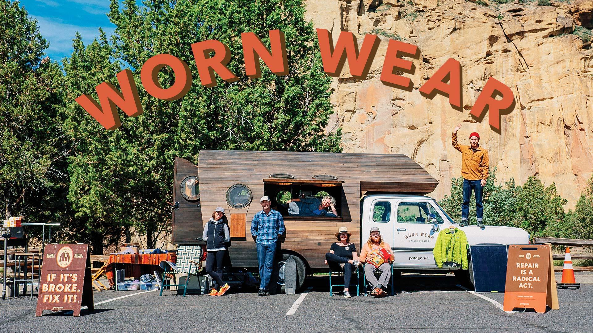 Worn Wear Tour Dates