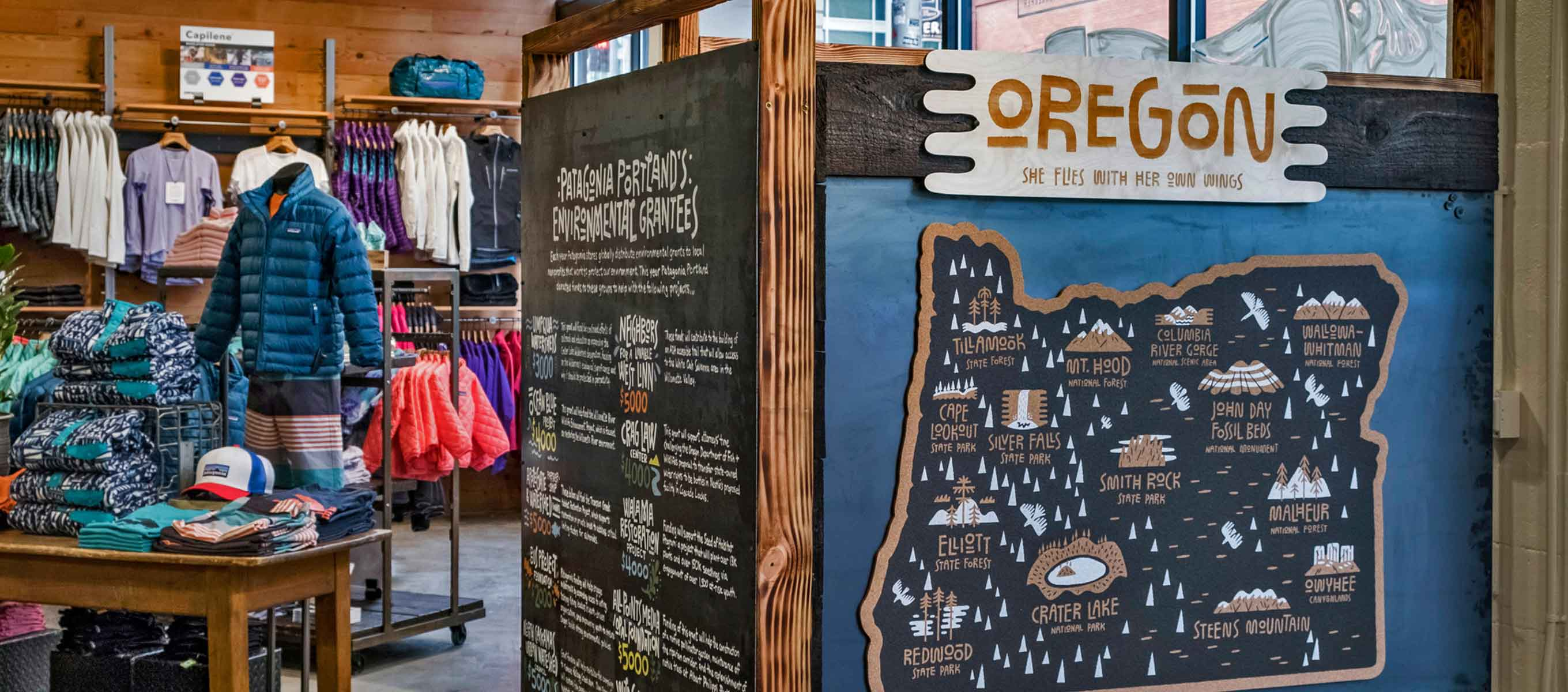 Patagonia Portland - Outdoor Clothing Store, Portland, OR
