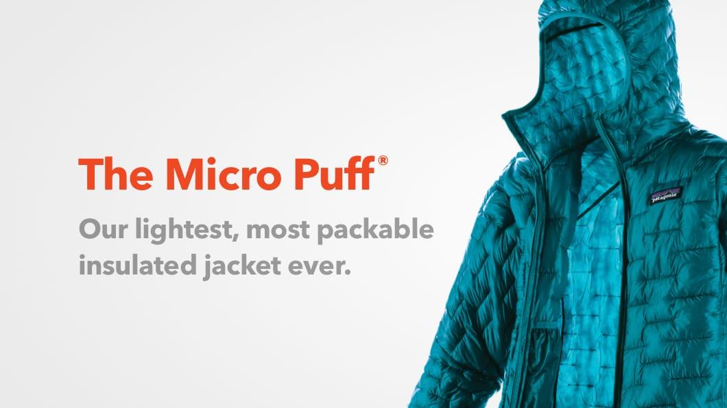 Women's Micro Puff Hoody