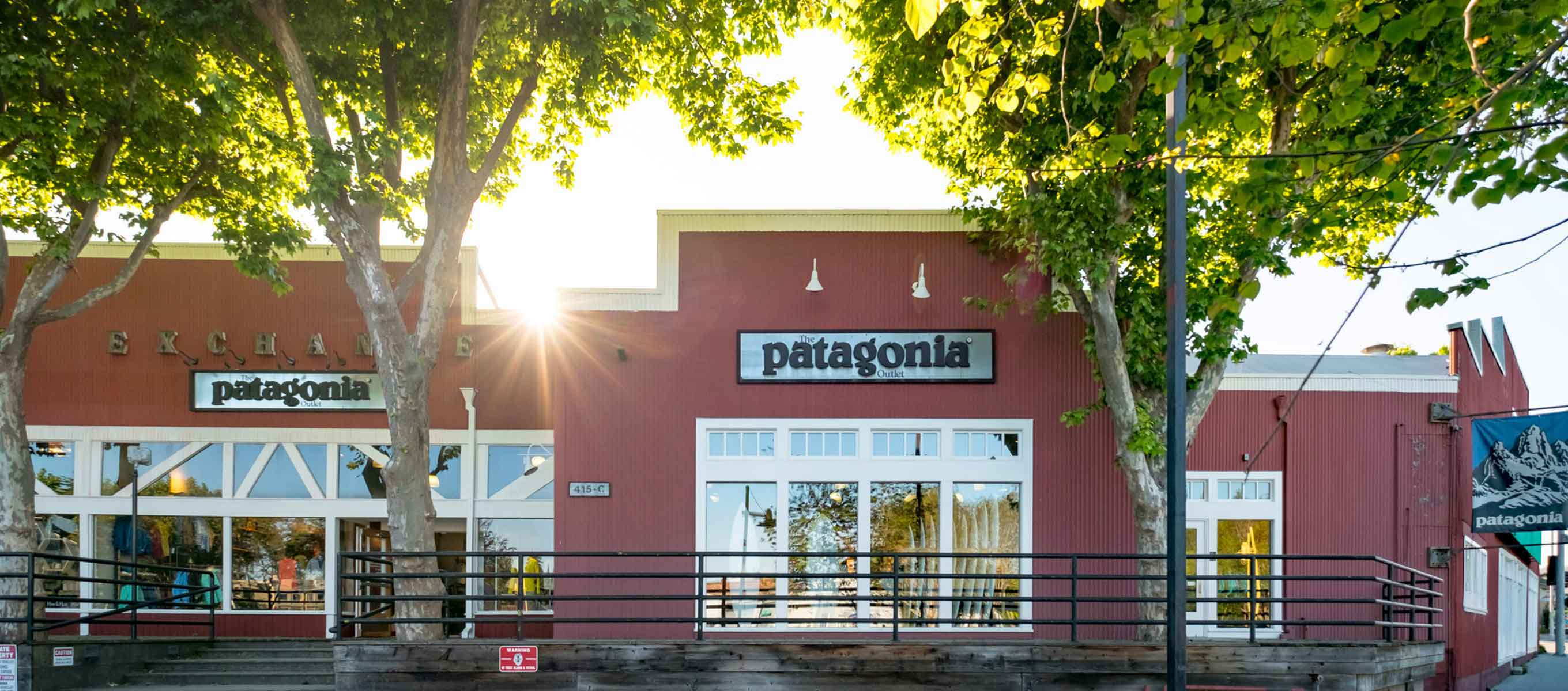Patagonia Outlet Santa Cruz, CA - Outdoor Clothing Outlet