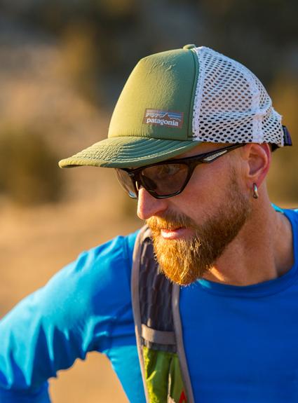 Patagonia Trail Running Ambassador Jeff Browning