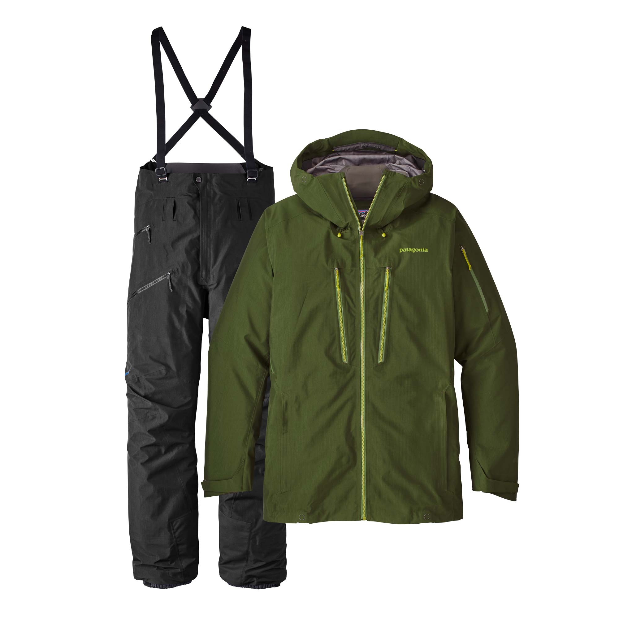 Men's PowSlayer Jacket and Bibs